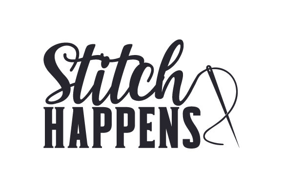 Stitch Happens Craft Design By Creative Fabrica Crafts Image 1