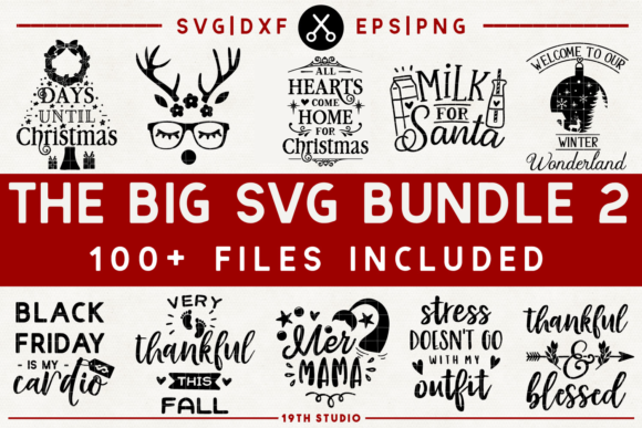 Download Free Coffee Bundle Graphic By 19th Studio Svg Creative Fabrica for Cricut Explore, Silhouette and other cutting machines.