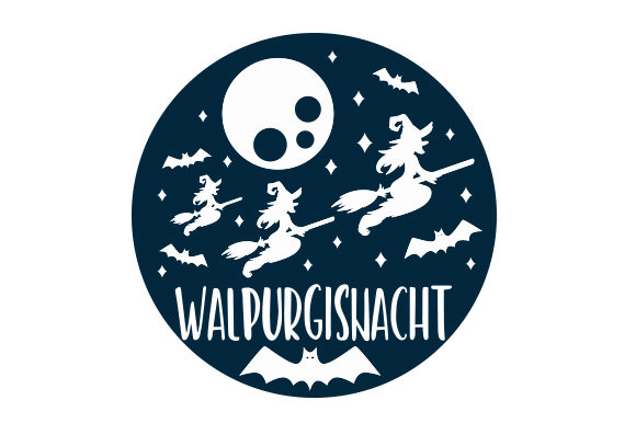Download Free Walpurgisnacht Svg Cut File By Creative Fabrica Crafts for Cricut Explore, Silhouette and other cutting machines.
