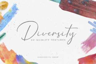 62 Diversity Textures Graphic By NassyArt