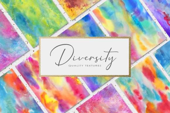 62 Diversity Textures Graphic By NassyArt Image 6