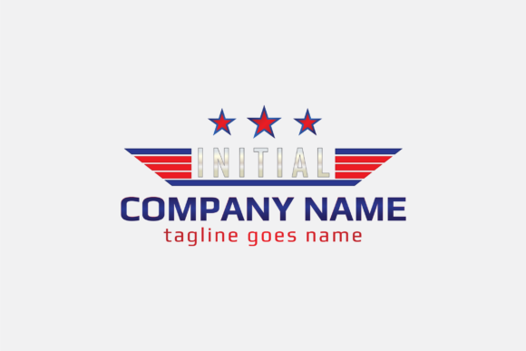 Army Logo Template for Companies