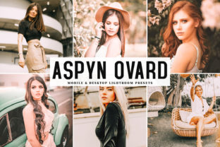 Aspyn Ovard Lightroom Presets Graphic By Creative Tacos