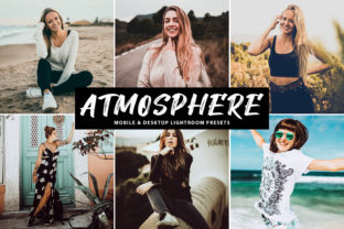 Atmosphere Lightroom Presets Pack Graphic By Creative Tacos