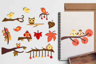 Autumn Fall Graphic By Revidevi