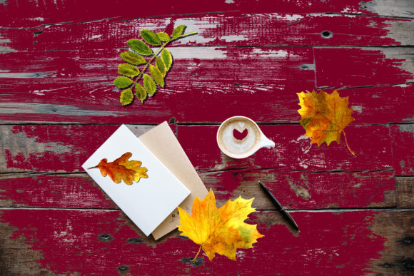 Autumn Watercolor Collection Graphic By kakva Image 7