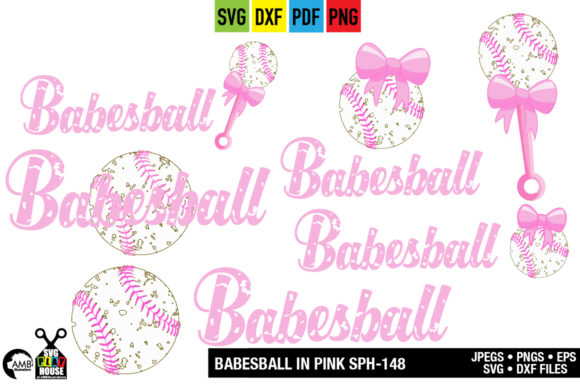 Download Free Babesball Graphic By Ambillustrations Creative Fabrica SVG Cut Files