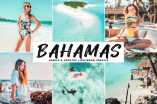 Bahamas Lightroom Presets Pack Graphic By Creative Tacos