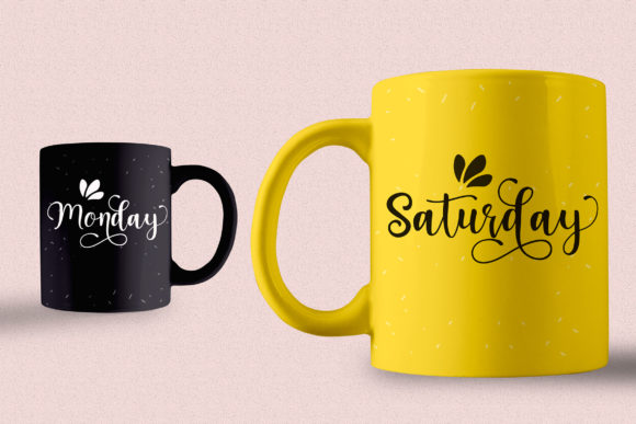 Bakery Font By star studio Image 7