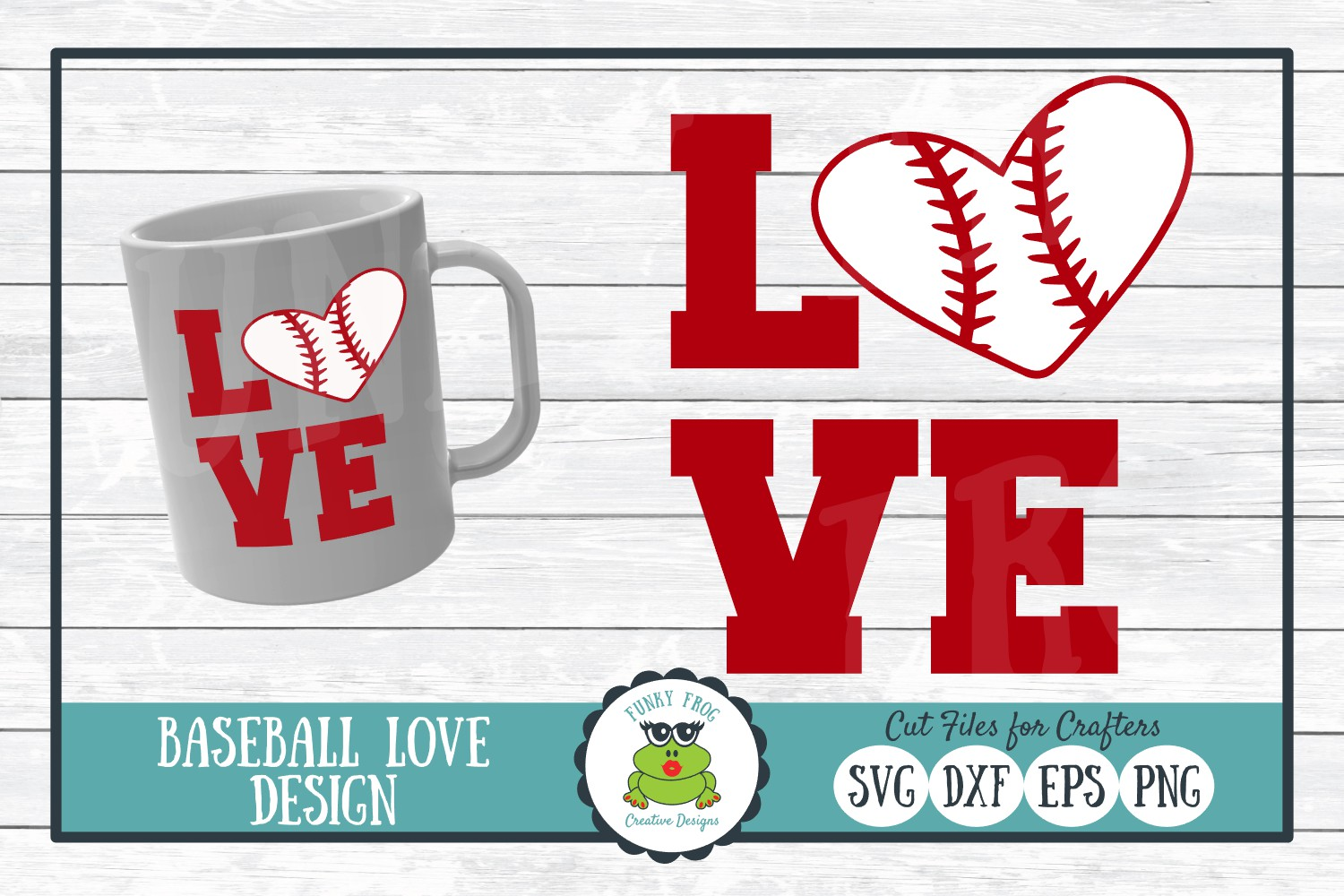 Download Free Baseball Love Graphic By Funkyfrogcreativedesigns Creative Fabrica for Cricut Explore, Silhouette and other cutting machines.