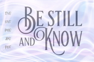 Print on Demand: Be Still and Know Graphic Crafts By Digitals by Hanna