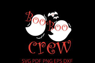 Download Free Boo Boo Crew Graphic By Dobey705002 Creative Fabrica for Cricut Explore, Silhouette and other cutting machines.