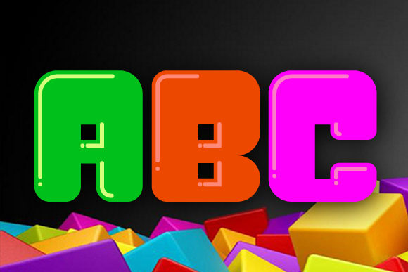 Print on Demand: Bubblicious Display Font By vladimirnikolic - Image 5