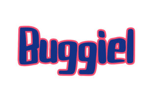 Print on Demand: Buggiel Display Font By Weape Design