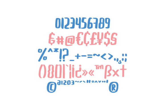 Print on Demand: Buggiel Display Font By Weape Design - Image 10