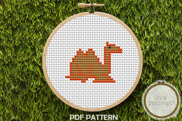 Download Free Chick In Egg Modern Cross Stitch Pattern Graphic By SVG Cut Files