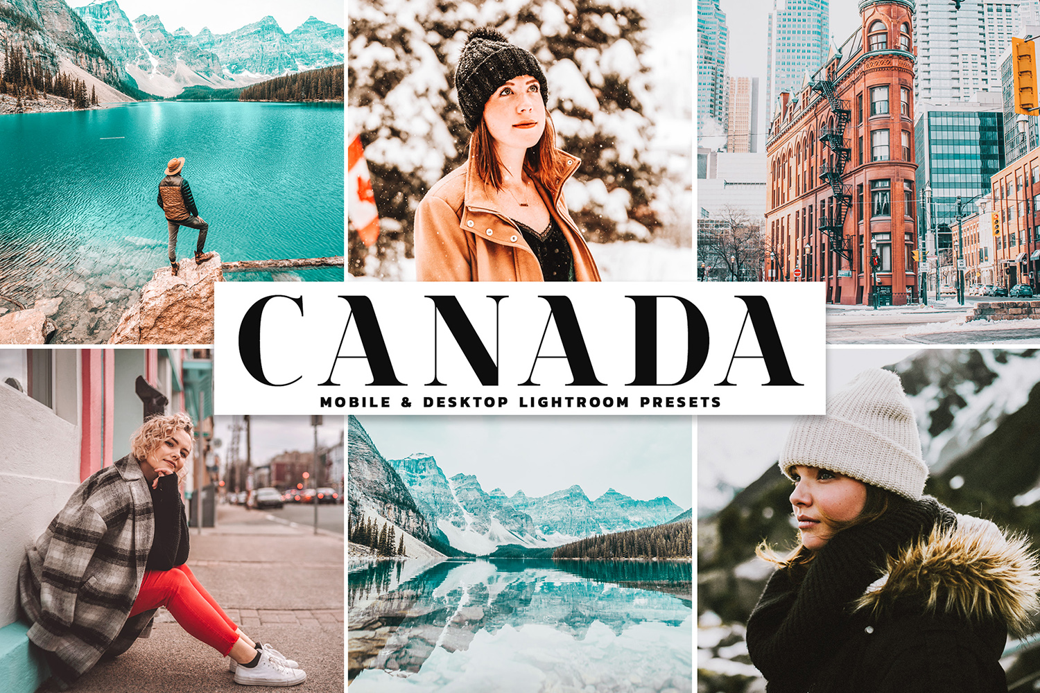 Download Free Canada Pro Lightroom Presets Graphic By Creative Tacos for Cricut Explore, Silhouette and other cutting machines.