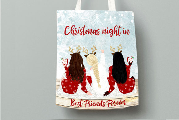 Christmas Clipart Graphic Illustrations By LeCoqDesign - Image 8