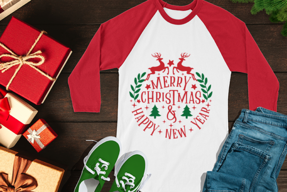 Christmas Quotes Bundle Graphic Crafts By carrtoonz - Image 4