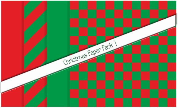 Christmas Scrapbook Paper.Christmas Scrapbook Paper Pack One