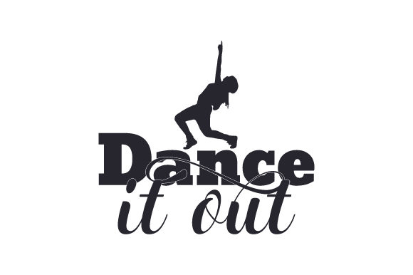Dance It out Craft Design By Creative Fabrica Crafts Image 1