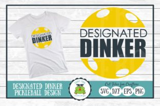 Designated Dinker Graphic By funkyfrogcreativedesigns