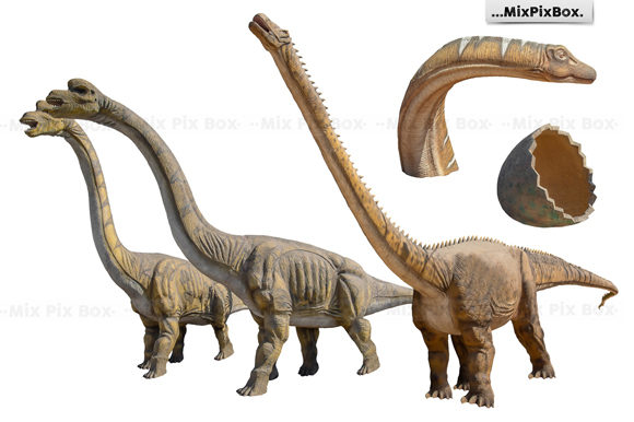 Print on Demand: Dinosaurs Photo Overlays Pack Graphic Layer Styles By MixPixBox - Image 6
