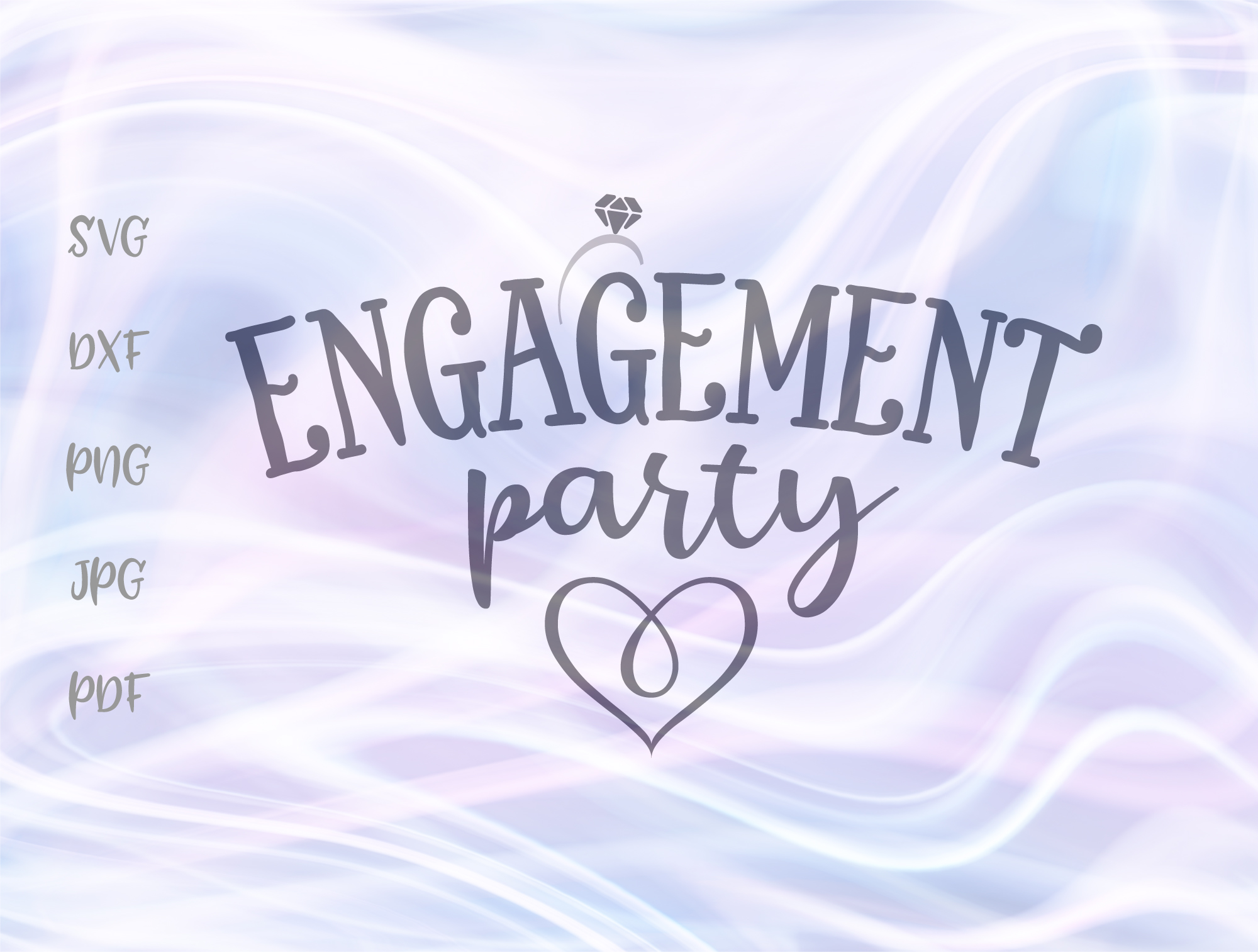 Free Clipart Engagement Party | Free Images at Clker.com - vector clip art  online, royalty free & public domain