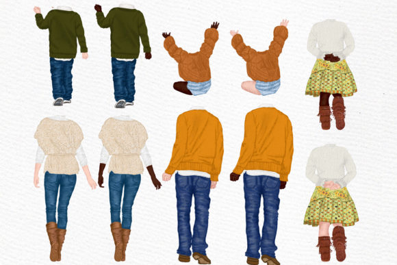 Fall Clipart Graphic Illustrations By LeCoqDesign - Image 2