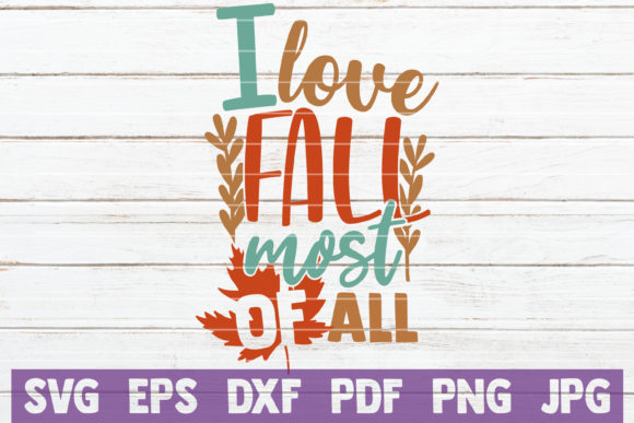Fall SVG Bundle Graphic By MintyMarshmallows Image 11