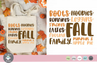 Fall Svg Files, Fall Wood Sign Svg Graphic By thejaemarie