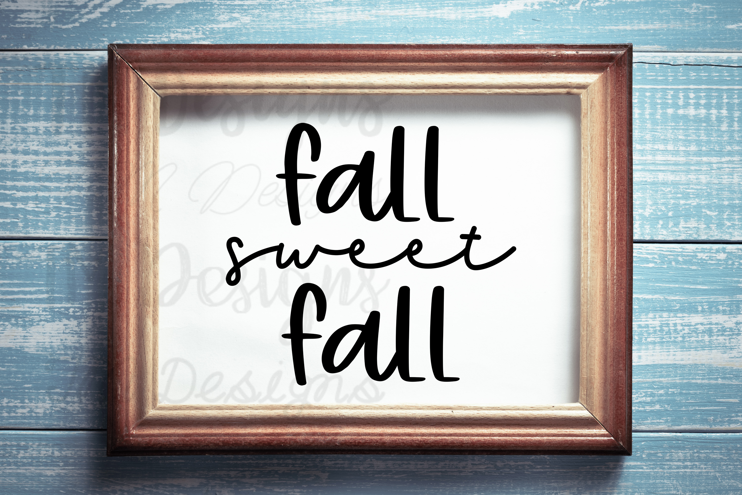 Download Free Fall Sweet Fall Graphic By Tabitha Beam Creative Fabrica for Cricut Explore, Silhouette and other cutting machines.