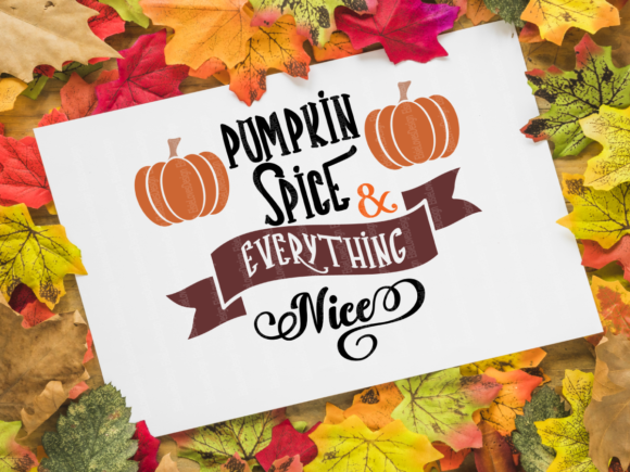 Fall Thanksgiving Graphic By ElsieLovesDesign Image 7