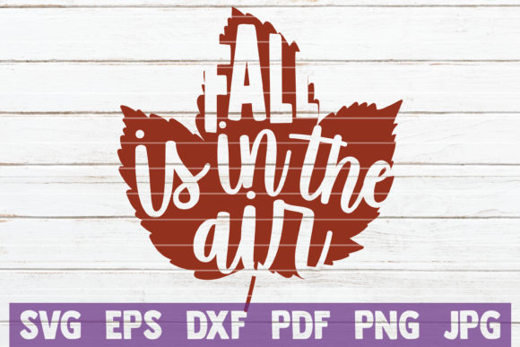 Fall is in the Air Graphic