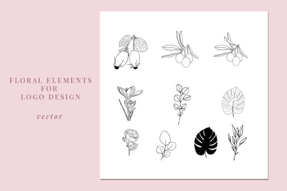 Print on Demand: Floral Graphics Illustration Graphic Illustrations By Primafox Design