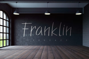 Franklin Family Font By SmartDesigns