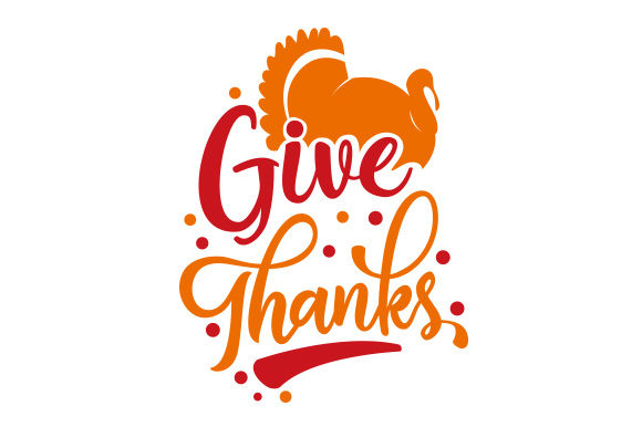 Give Thanks Craft Design By Creative Fabrica Crafts Image 1