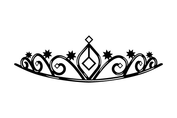 Download Free Golden Tiara Svg Cut File By Creative Fabrica Crafts Creative for Cricut Explore, Silhouette and other cutting machines.