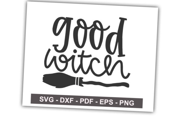 Print on Demand: Good Witch Graphic Crafts By svgbundle.net