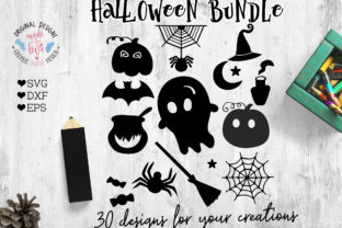 Halloween Icons Graphic By GraphicHouseDesign