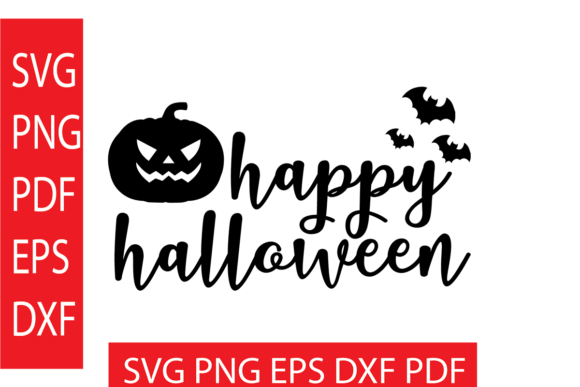 Download Free Happy Halloween Graphic By Dobey705002 Creative Fabrica SVG Cut Files