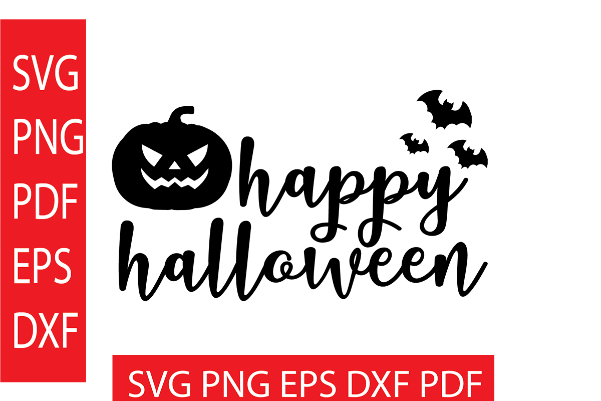 Happy Halloween Graphic By Dobey705002 Creative Fabrica