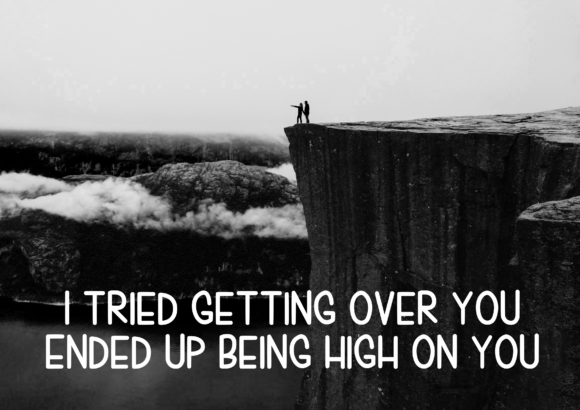 Print on Demand: High on You Script & Handwritten Font By CuriousxxGraphics - Image 2