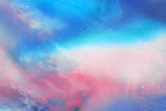 Holographic Space Backgrounds Vol.1 Graphic By freezerondigital Image 9