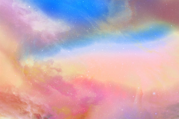 Holographic Space Backgrounds Vol.1 Graphic By freezerondigital Image 10