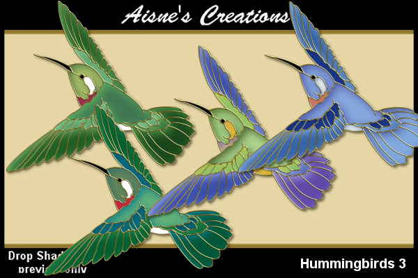 Download Free Hummingbirds 3 Graphic By Aisne Creative Fabrica for Cricut Explore, Silhouette and other cutting machines.