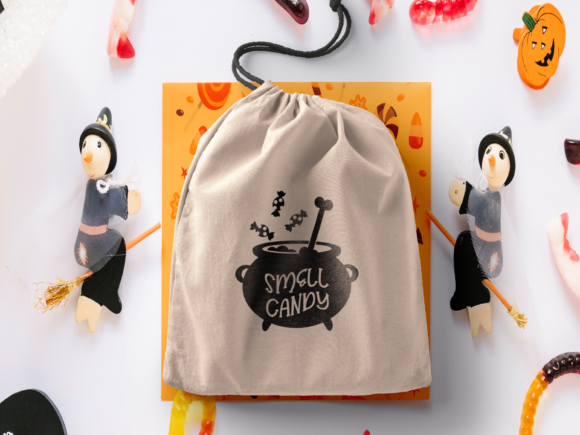 I Smell Candy Graphic By ElsieLovesDesign Image 2
