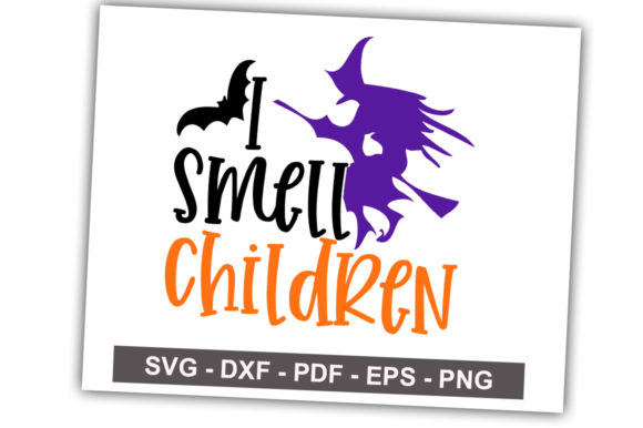 Print on Demand: I Smell Children Graphic Crafts By svgbundle.net