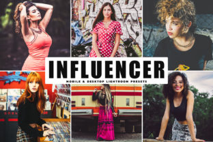Influencer Lightroom Presets Pack Graphic By Creative Tacos