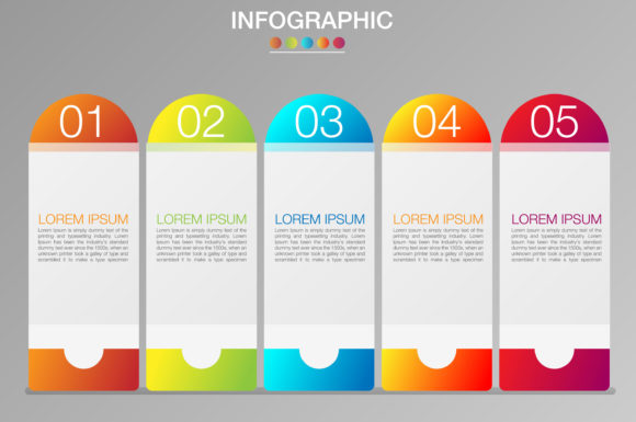 Infographic Design Vector for Marketing Graphic Infographics By Qasas77